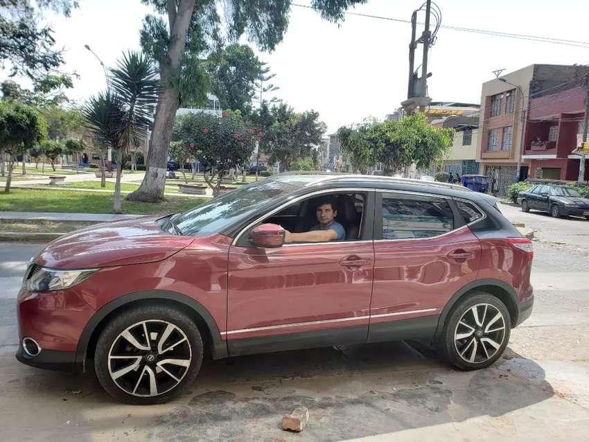 Nissan qashqai full exclusive  4x4 0