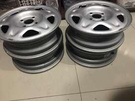 Rines Originales Chevrolet Spark Gt