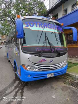 Bus Chevrolet FFR 2013
