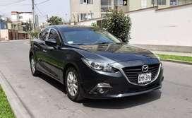 Mazda 3 Sedan 2016 Mecánico Skyactive