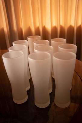 Set de vasos cerveceros