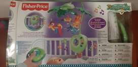 Movil para cuna de fisher price