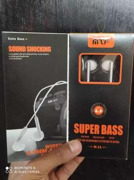 Audífonos Originales (MTF)