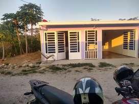 Vendo casa ubica en Castilla la nueva, vereda el centro