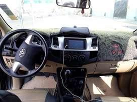 Toyota fortuner como nuevo