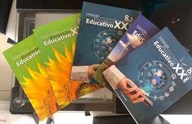 Vendo proyecto Santillana grado 8
