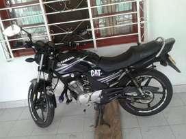 Moto Yamaha Libero 125