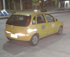 Taxi. Corsa evolution 2007... Matriculado al día..