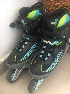 Patines rollers talle 36 al 38
