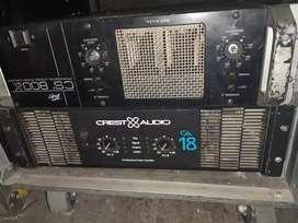 Vendo amplificadores