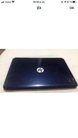 Vendo computador HP en excelente estado
