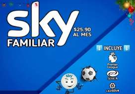 Cable Sky desde $25.90