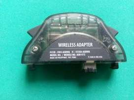 GameBoy Advance Wireless Adapter