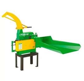 Picapasto ensiladora producción de 4 a 5 toneladas por hora no incluye motor.