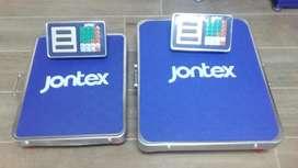 Balanzas de Acero inoxidable Jontex (Inalambricas)
