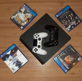 PlayStation 4 PS4 / 1TB y en muy buenas condiciones!!