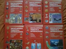 Vendo Enciclopedia Temática Autoevaluativa 10/10