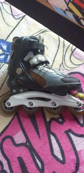 Rollers num 37,38, ruedas grandes
