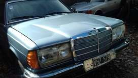 VENDO COUPE MERCEDES BENZ 280 CE., 81, PARA REPUESTOS.-