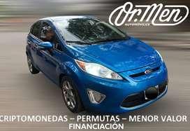 Ford Fiesta Kinetic Design 1.6 Titanium