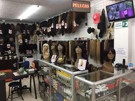 Extensiones , protesis cabello , pelucas en BOGOTA