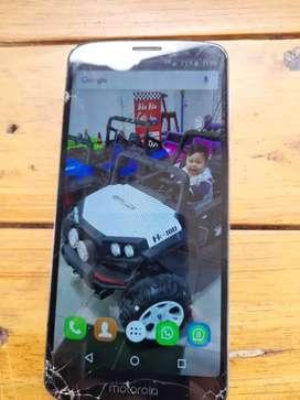 Vendo Motorola E5 Fisurado