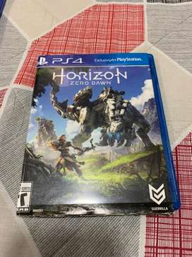 Assassins creed odyssey y horizon ps4