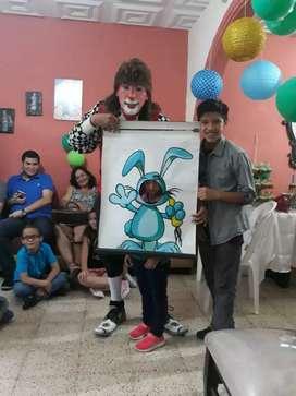 Animacion para fiestas infantiles