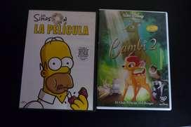 Peliculas Dvd Originales Infantiles Consulte Promos!