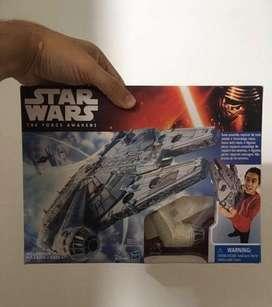 Halcon Milenario Star Wars The Force Awakens