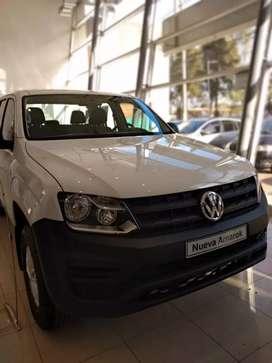 Volkswagen Amarok 0km a 900.000 + cuotas