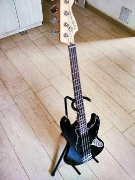 Fender Squier jazz bass indonesia