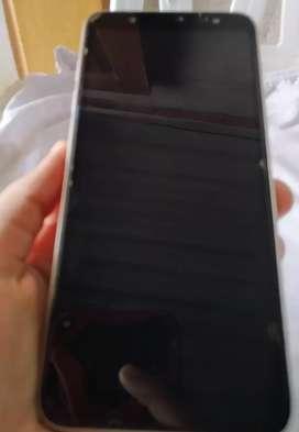 Teléfono Samsung galaxy J8