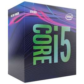 Procesador Intel Core I5 9400