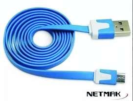 Cable Usb A Micro Usb Netmak Nm-c68