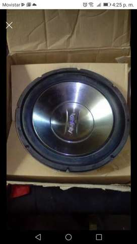 Woofer 12'' 300 rms