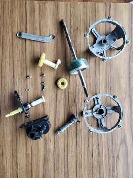 Repuesto ventilador piezas varias motor transmisión