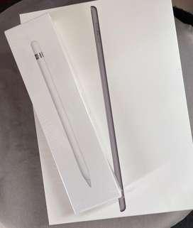 apple ipad 7 + apple pencil como nuevos 10/10