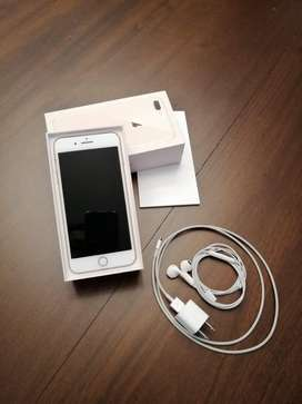 Vendo iphone 8plus 64 gb, excelente estado