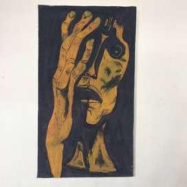 cuadro - pintura - lienzo
