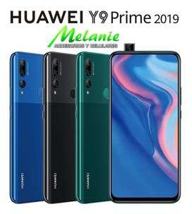 Y9 prime 2019 ,nuevo , homologado