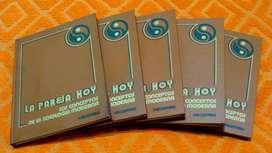 Libros La Pareja Hoy de Viscontea en 5 tomos