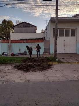 Albañilería refacciones reformas