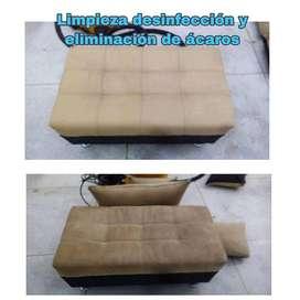 limpieza de muebles garantizada