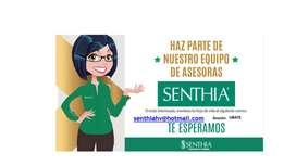 SE REQUIERE ASESORA COMERCIAL PARA TURNOS Y FINES DE SEMANA EN UBATE