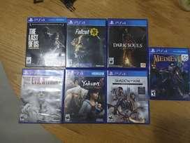 2 juegos a elección y base para PlayStation/usada muy buen estado