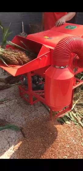 Desgranadora de arroz importada