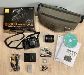 Kit Fotografico con Nikon D5300