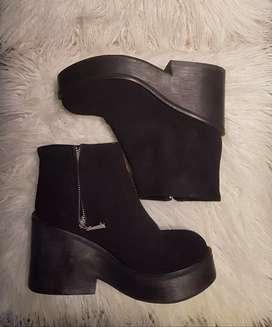 Zapatos justa osadia mujer