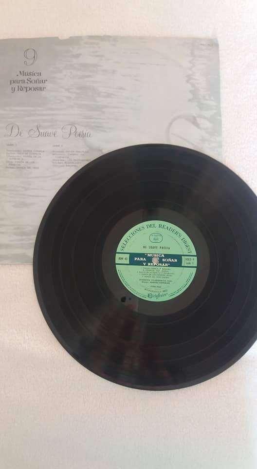 DISCO LP VINILO MUSICA PARA SOÑAR Y REPOSAR ORQUESTA FILARMÓNICA REAL. DIRECTOR ANATOLE FISTOULARI. TCHAIKOVSKY, SCHUMAN 0
